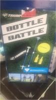 Bottle Battle yard game