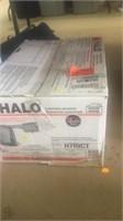 "6"" Halo Recessed Lighting"
