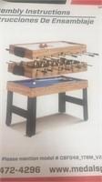 MD Sport Table - air hockey, Soccer & Billard