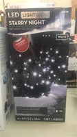 LED Starry Night net light
