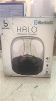 Halo wireless speaker
