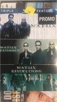 DVD - Bones, Rudy, Matrix Series