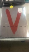 """""""V"""" the complete series"""