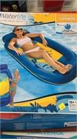 Pool float lot