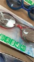 Box of goggles