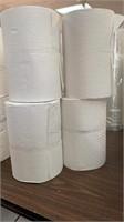 4 paper towel rolls
