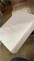 A box of paper towels