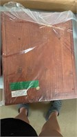 Safco  wooden box