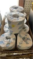 10 rolls toilet paper