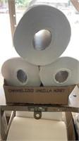 3 rolls paper towel