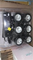 Accent light with dimmer