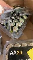 3 pack Batteries