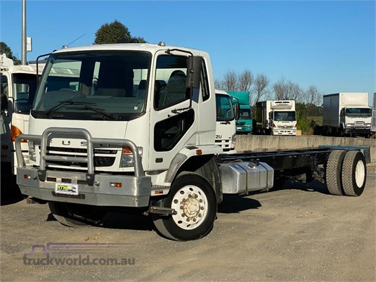 2010 Fuso Fighter 1627 - Trucks for Sale