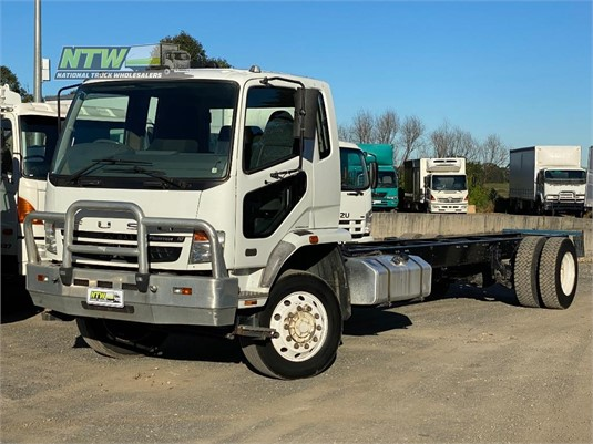 2010 Fuso Fighter 1627 National Truck Wholesalers Pty Ltd  - Trucks for Sale
