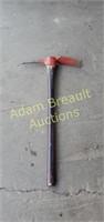 36in handle pickaxe