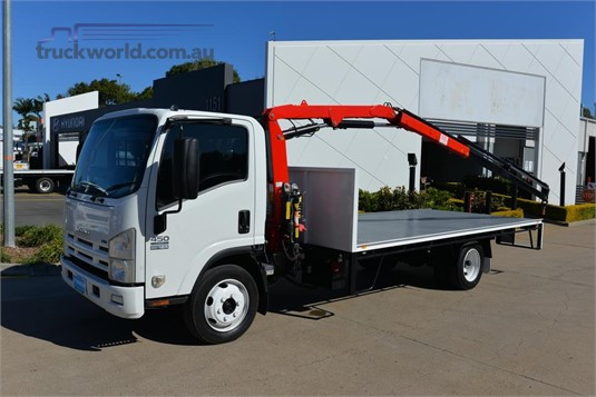 2011 Isuzu NQR 450 - Trucks for Sale