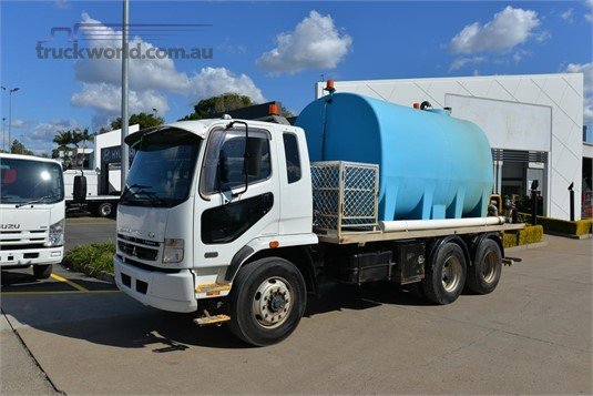 2010 Fuso FN600 - Trucks for Sale