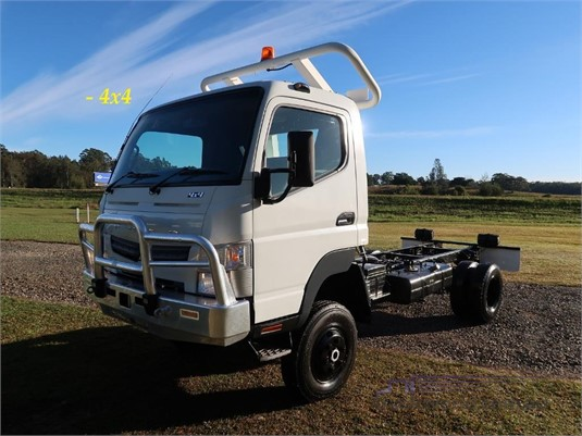 2012 Fuso Canter FG 4x4 - Trucks for Sale