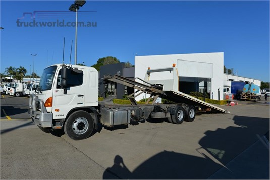 2014 Hino FM500 - Trucks for Sale