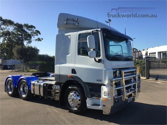 2015 DAF FTTCF85 - Trucks for Sale