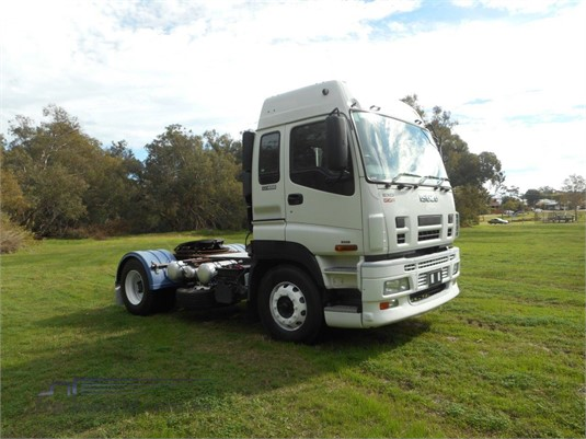 2008 Isuzu GIGA EXD - Trucks for Sale
