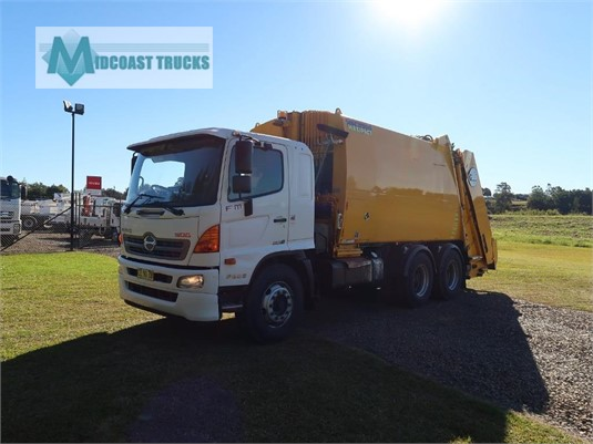 2015 Hino 500 Series 2628 FM Midcoast Trucks - Trucks for Sale