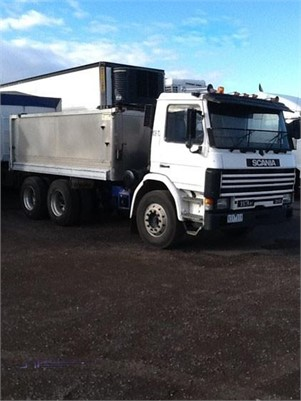 1989 Scania P113M Hume Highway Truck Sales - Trucks for Sale