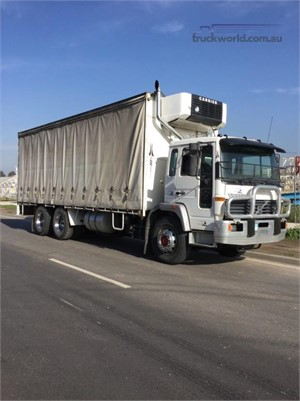 1998 Volvo FL6 - Trucks for Sale