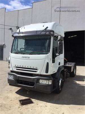2006 Iveco Eurocargo 180E18 - Trucks for Sale