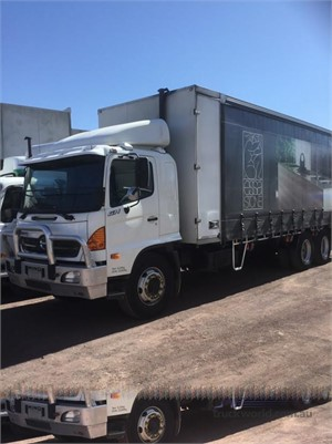 2007 Hino 500 Series 1727 GH - Trucks for Sale