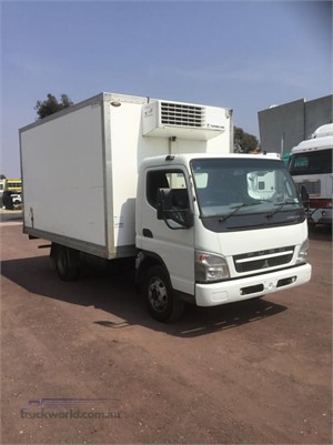 2010 Mitsubishi Fuso CANTER 815 Hume Highway Truck Sales - Trucks for Sale