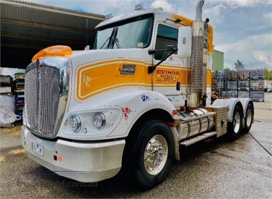 2015 Kenworth T409 Hume Highway Truck Sales - Trucks for Sale