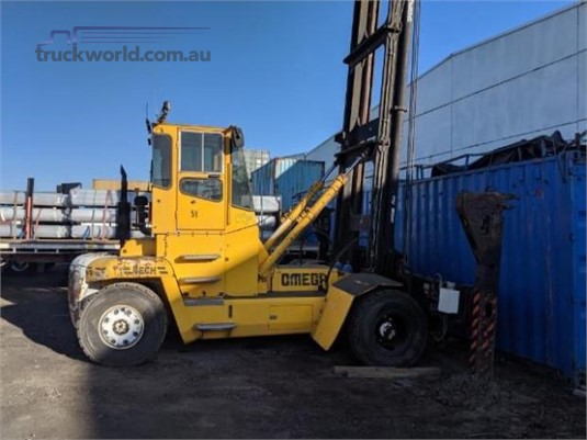 0 Omega 4ECH Hume Highway Truck Sales - Forklifts for Sale