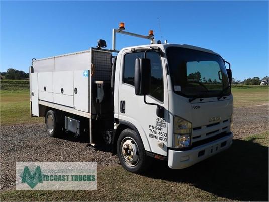 2012 Isuzu NQR 450 Midcoast Trucks - Trucks for Sale
