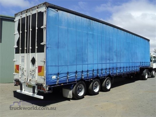 2000 Barker other - Trailers for Sale