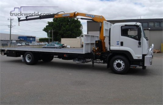 2010 Isuzu FVR - Trucks for Sale