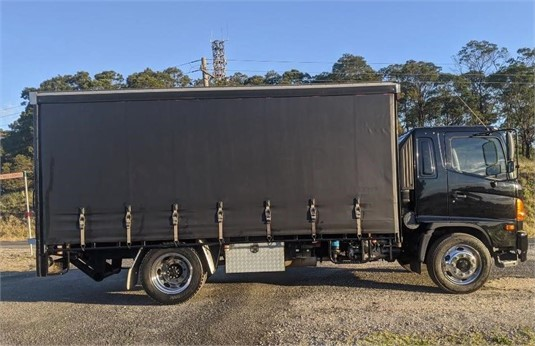 2008 Hino GD - Trucks for Sale