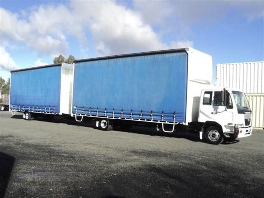2005 UD MKB210 - Trucks for Sale