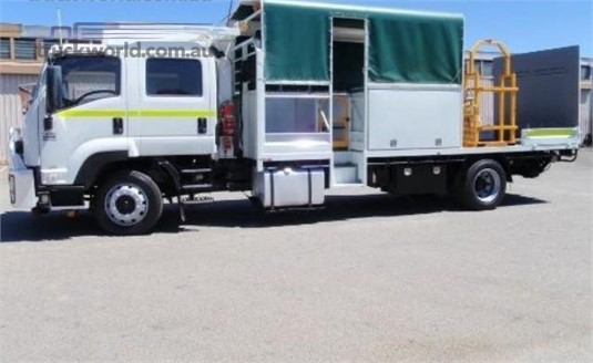 2014 Isuzu FTR - Trucks for Sale
