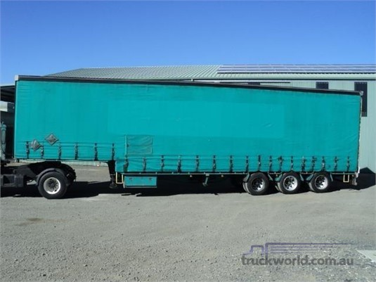 2008 Vawdrey Tag - Trailers for Sale