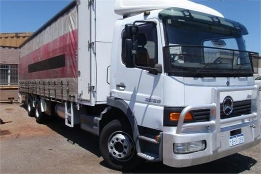 2002 Mercedes Benz Atego 2328 - Trucks for Sale