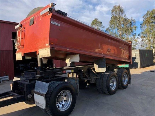 2004 Shephard other - Trailers for Sale