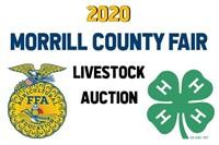 Morrill County Fair Livestock Auction