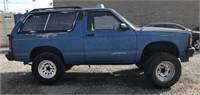 1991 GMC S-15 Jimmy
