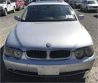 2002 BMW 745i