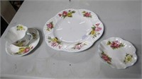 Shelly Luncheon Set
