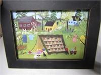 Lucy Ogletree Folk Art Prints