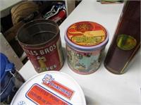Selection Tins