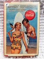 1963 Coca-Cola card deck