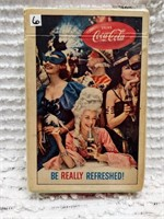 1960 Coca-Cola card deck